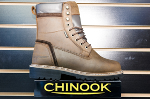 Chinook: Ernie 8in Waterproof