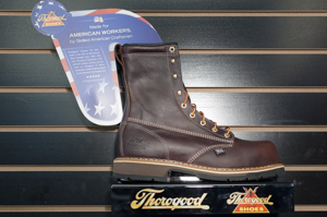 Thorogood: 8in Lace-Up Work Boot Dual Comfort Outsole
