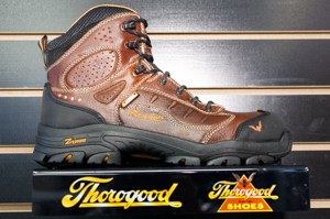 Thorogood: Z-Trac Waterproof Composite Toe Hiker Boot 804-4038