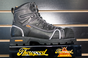 Thorogood: GEN-FLEX 6-Inch Lace-Toe Composite Work Boot
